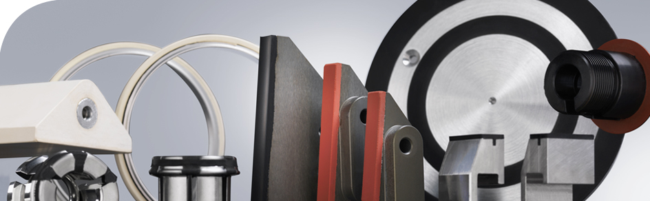 Stark manufactures rubber-metal buffers, hold-down devices, clamps and other rubber-metal connections for a wide-variety of different industries and applications.